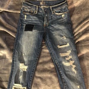 Abercrombie and Fitch jeans - women's 25